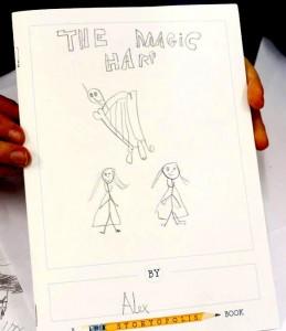The Magic Harp Cadle Primary 8 Dec 2016_Web
